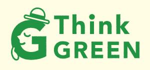 「Think GREEN」自然のこと 環境のこと 地球のあしたのこと